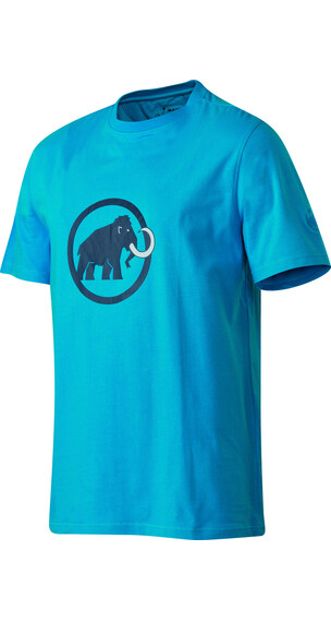 Mammut Logo T-Shirt Men atlantic